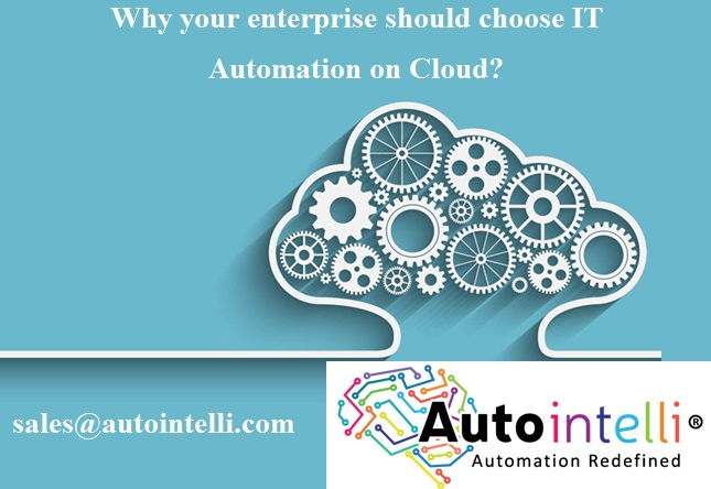 IT Automation On Cloud