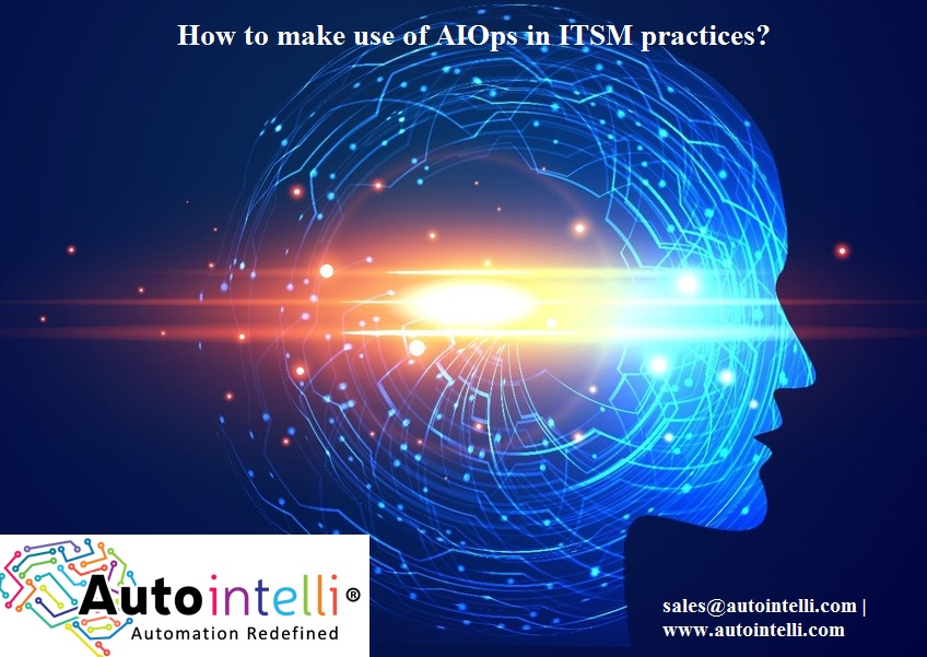 AIOps in ITSM practices