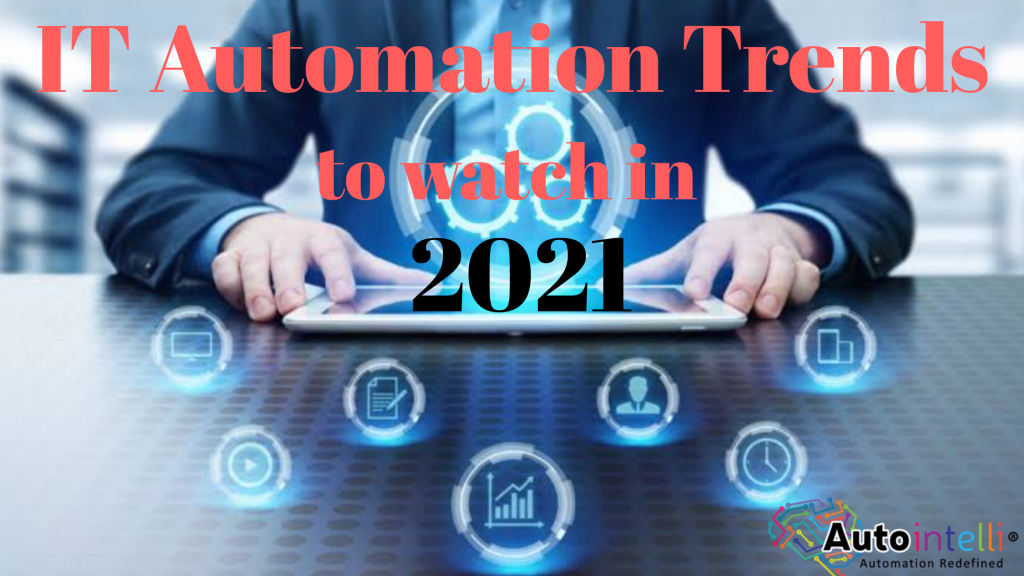 IT automation trends